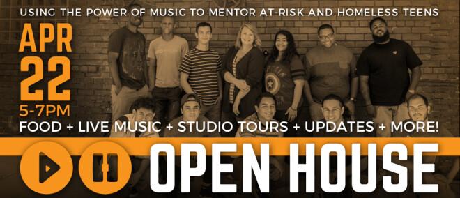 David's Harp Foundation Open House