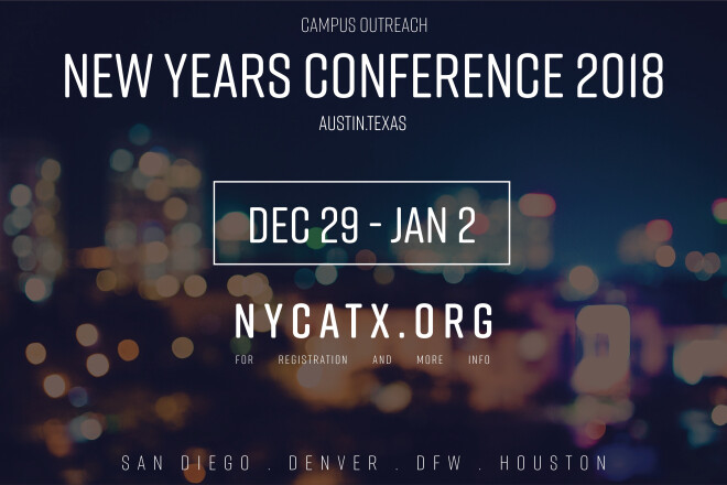 College New Year's Conference