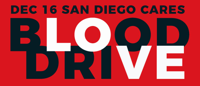 SD Cares Blood Drive