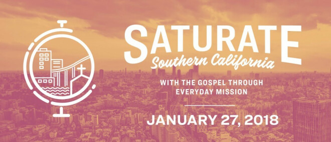 Saturate Missions Conference