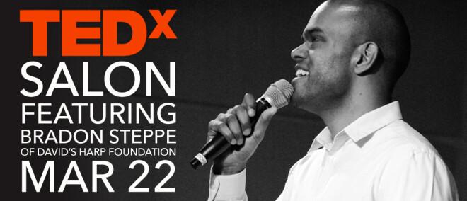 TEDx Salon with Brandon Steppe