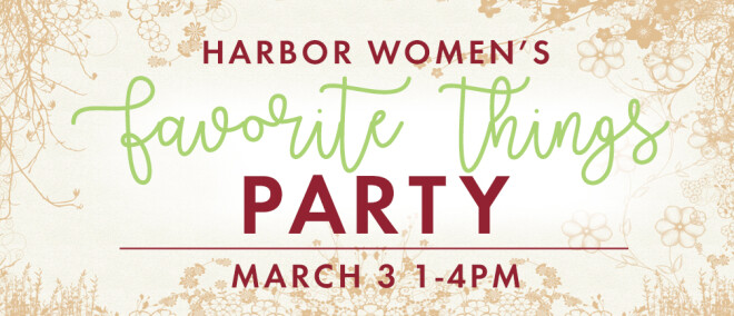 Harbor Women's Favorite Things Social