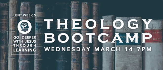 Theological Bootcamp on the Trinity