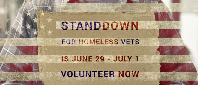 Stand Down for Homeless Vets