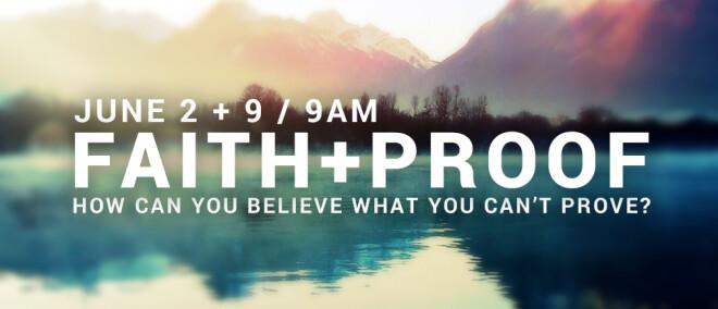 Faith & Proof Class