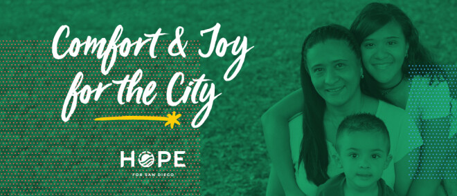 Comfort & Joy For the City