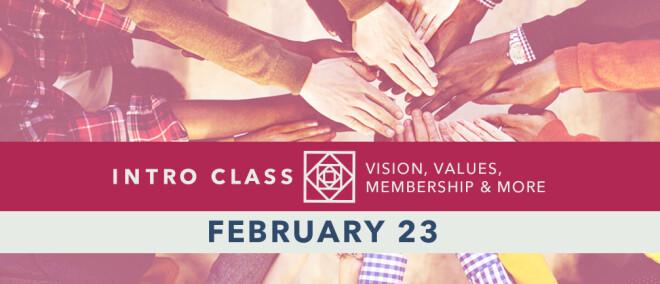 Harbor City Intro Class - Winter 2020