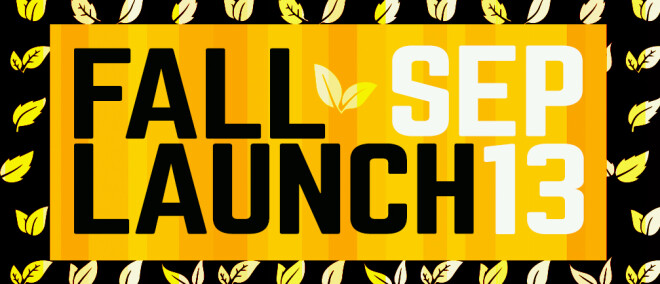Fall Launch - 9am Live & Online